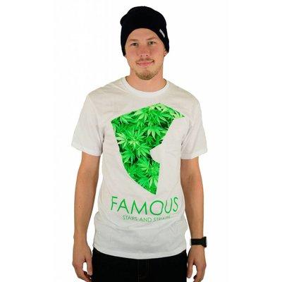 Famous Stars and Straps Medicinal Premium T-Shirt White
