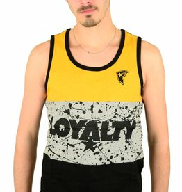 Famous Stars and Straps Loyal Tank Orange/Black
