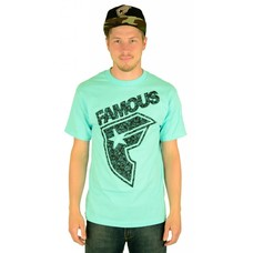 Famous Stars and Straps Long Daze T-Shirt Mint