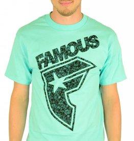 Famous Stars and Straps Long Daze T-Shirt Mint