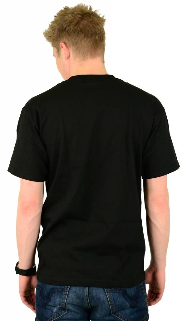 Famous Stars and Straps Last Call T-Shirt Black
