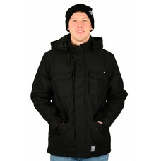 Famous Stars and Straps Hammersmith Jacket Black