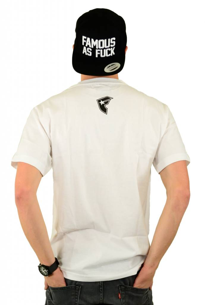 Famous Stars and Straps FAF T-Shirt White