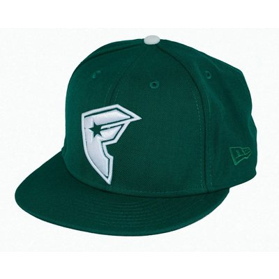 Famous Stars and Straps Cross Up New Era Cap Kelly/White