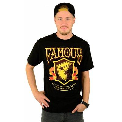 Famous Stars and Straps Coastin T-Shirt Black