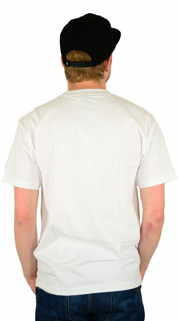 Famous Stars and Straps Butcher Boh T-Shirt White
