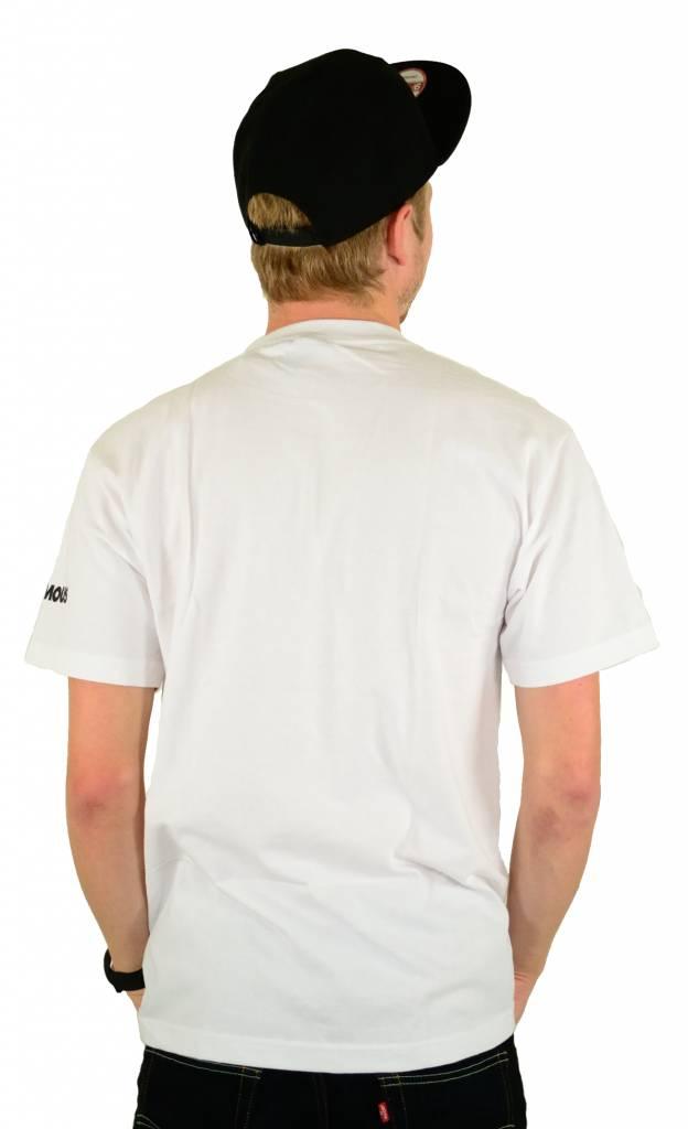 Famous Stars and Straps Buck Shot T-Shirt White