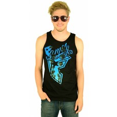 Famous Stars and Straps Breezin Tank Top Black