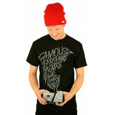 Famous Stars and Straps Boh FTW T-Shirt Black/Grey