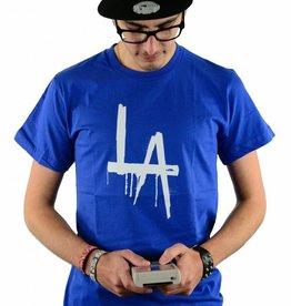Atticus Clothing LA Drip T-Shirt Royal Blue