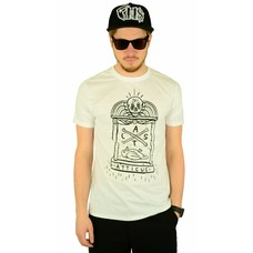 Atticus Clothing Gravestone T-Shirt White