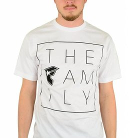 Famous Stars and Straps The Family T-Shirt White/Black