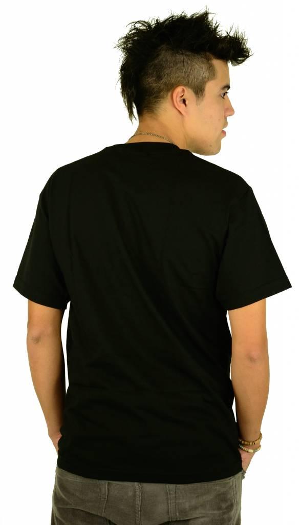 Famous Stars and Straps Data Boh T-Shirt Black/Grey/White