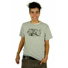 Atticus Clothing Pencil T-Shirt Heather/Grey