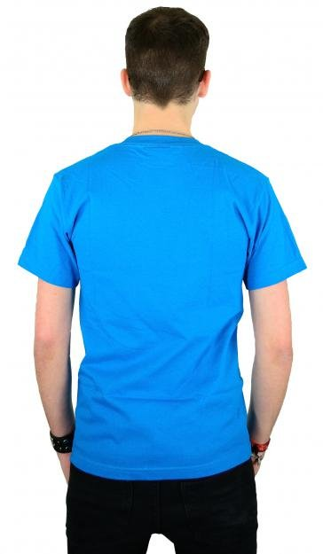 Famous Stars and Straps Speaker Boh T-Shirt Turquoise