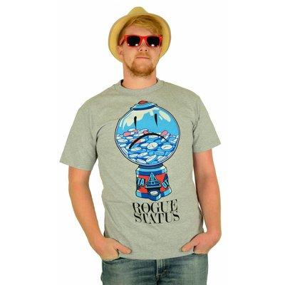 DTA Rogue Status Really Gumball T-Shirt Heather Grey