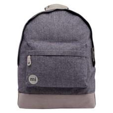 mi-pac Herringbone Backpack Navy