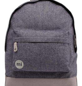 mi-pac Herringbone Backpack Navy