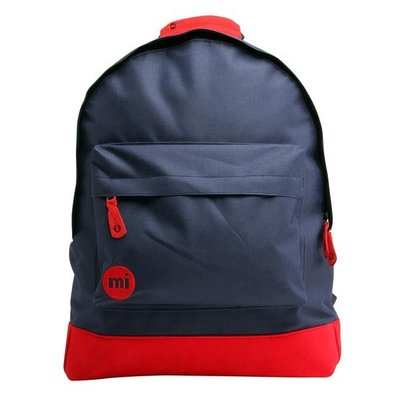mi-pac Classic Backpack Navy/Red