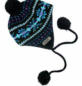 Neff Headwear Maria Girls Beanie Black