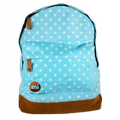 mi-pac All Stars Backpack Aqua