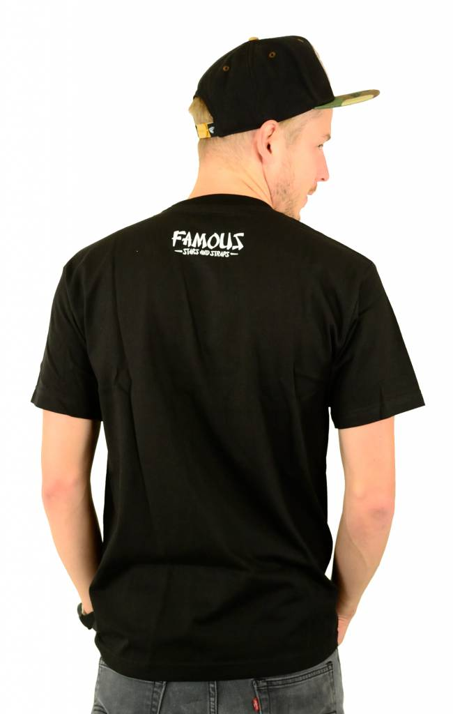 Famous Stars and Straps Very Much T-Shirt Black