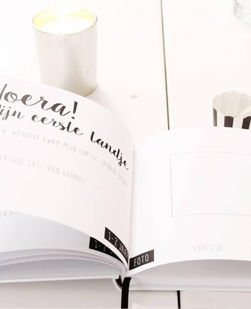 Kidooz Invulboek Opgroeiboek