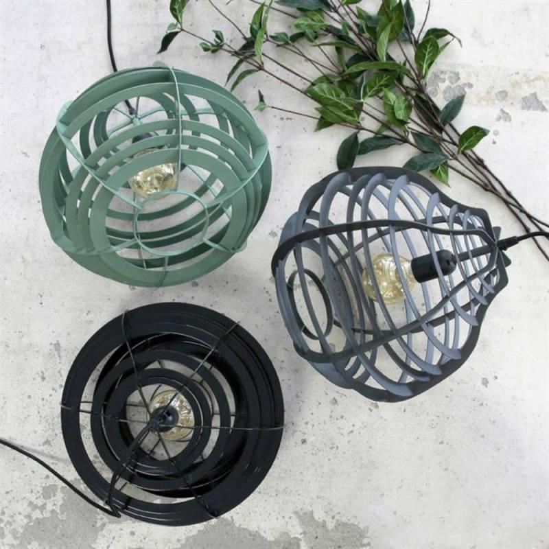 HKliving HK Living Lab Lamp XL - Army green