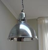 Industriële verlichting IndustriÃ«le hanglamp Falcon Antiek Zilver