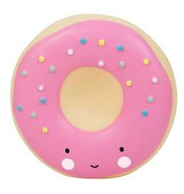 a Little Lovely Company A Little Lovely Company Spaarpot - Donut roze