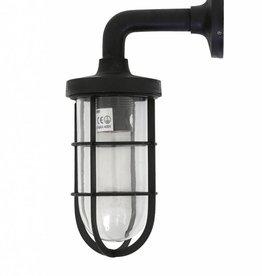 Industriële verlichting Buitenlamp Tristan Antiek Zwart