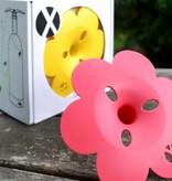 Xala Mooie design wespenvanger - gele bloem - xala wespenvanger