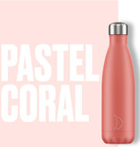 Chilly Bottle's Chilly Bottle - pastel coral - thermosfles 500 ml