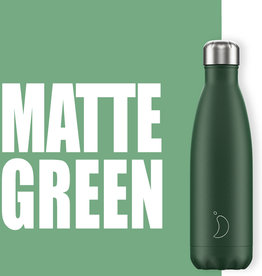Chilly Bottle's Chilly Bottle Groen - Matte Green
