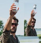 Dopper Dopper Glass Insulated - Dopper thermosfles glas 450 ml