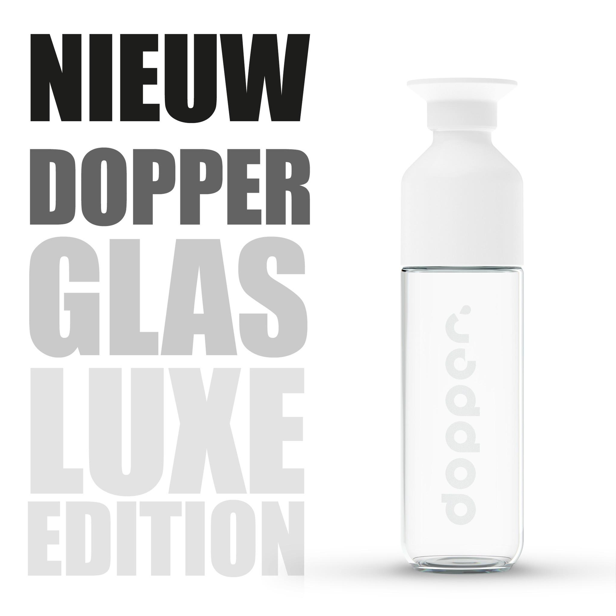 Dopper Dopper Glass - Dopper glas 400 ml