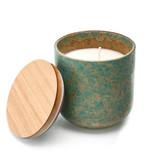 Luxe ceramic geurkaars geur: Groene thee en jasmijn