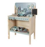 Little Dutch Little Dutch houten Werkbank - houten gereedschap