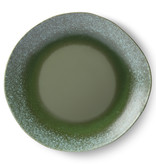 Hk Living HK Living diner bord groen - HK Living dinner plate green  ACE6037