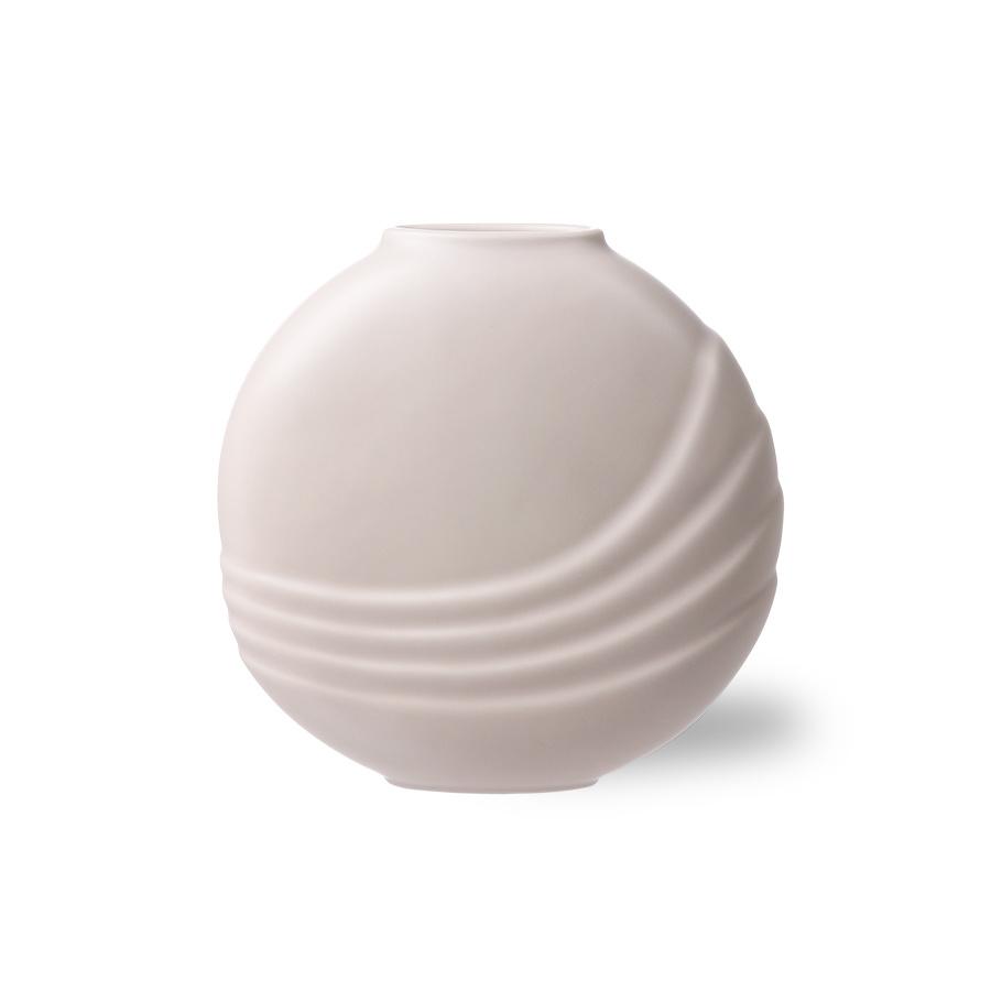 HKliving HK Living flower vase matt skin Maat M - ACE6793