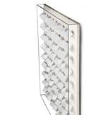 HKliving HK Living Plexi art frame witte kubussen - frame white cubes XL  AWD8892
