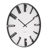 Present Time Karlsson wandklok Butterfly Present time