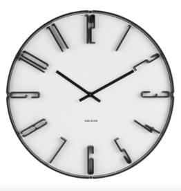 Present Time Karlsson wandklok Sentient