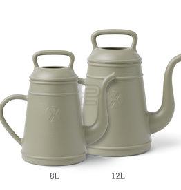Xala Xala Gieter Lungo Olijfgrijs - 8 / 12 Liter