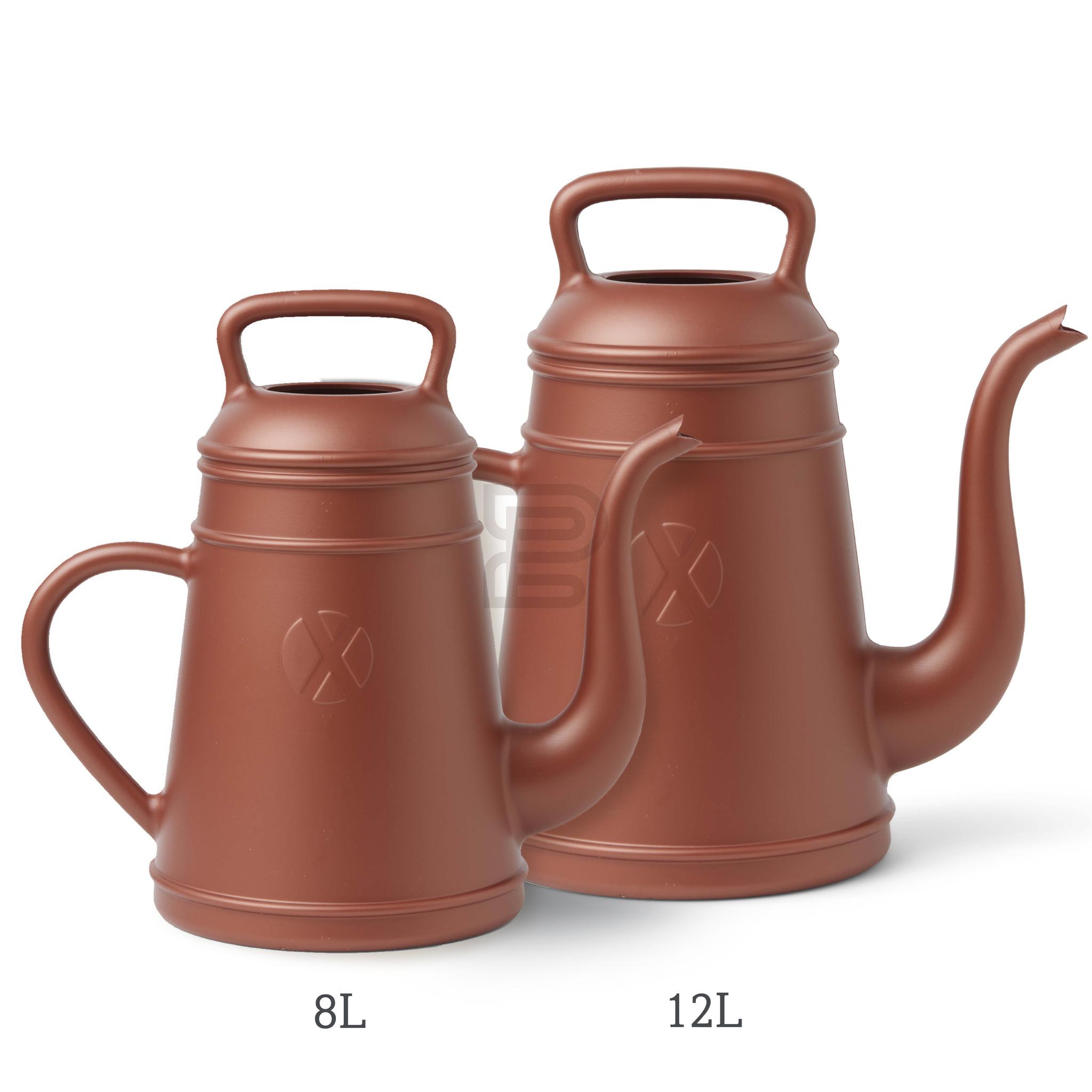 Xala Xala Gieter Lungo Koper - Rood 8 & 12  Liter
