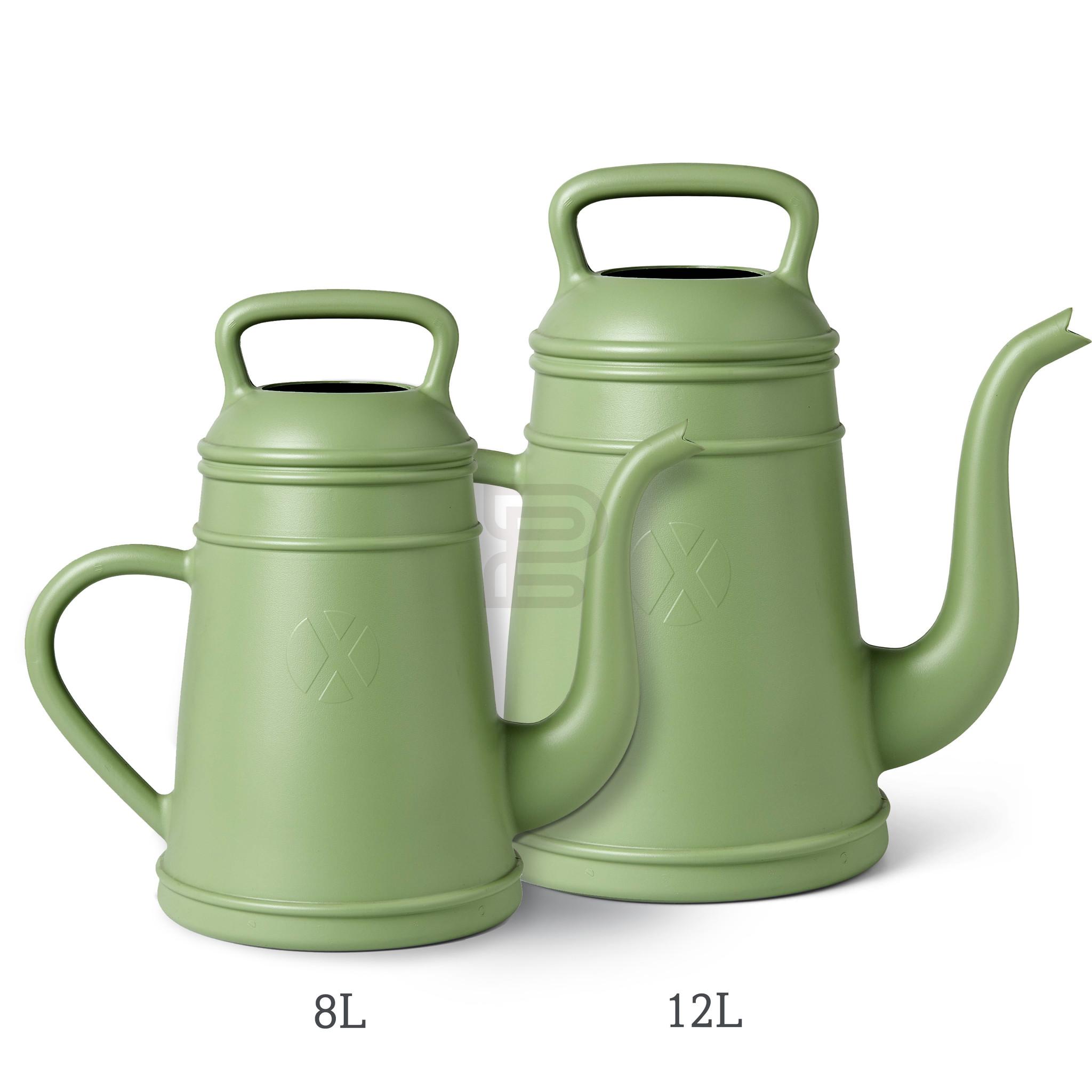 Xala Xala Gieter Lungo Old Green - Gieter groen 8 & 12  Liter