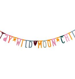 a Little Lovely Company Letterslinger banner kleuren Boho Chic