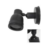 Industriële verlichting Wandlamp Indigo Swirl spot - Antiek Zilver - Mat Zwart - Brons - Koper