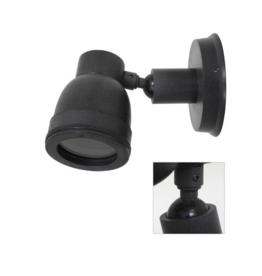 Industriële verlichting Wandlamp Indigo Swirl spot - Buiten Badkamer