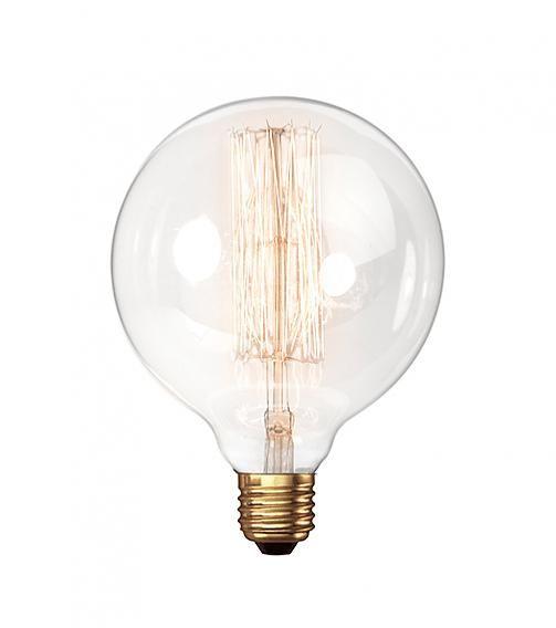 Lichtlab Kooldraad gloeilamp 125MM 40W